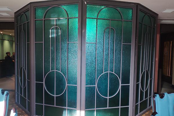 定制玻璃活动隔断